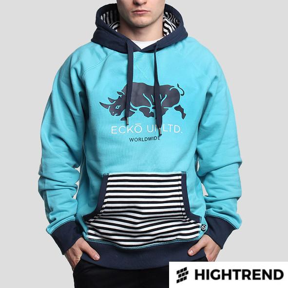 477c08834a1 Ecko Mikina Rhino On Top Modrá Zobrazit v plné velikosti